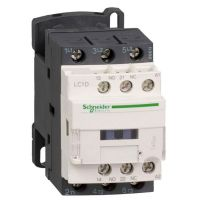 Контактор D 3P LC1D25F7 25А 1NO+1NC 110VAC Schneider Electric
