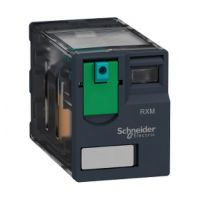 Реле RXM 4AB1FD 6A 4CO 110VDC Schneider Electric